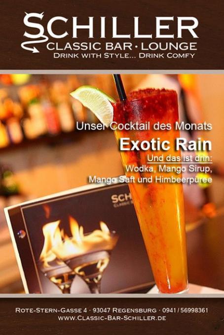 Exotic Rain