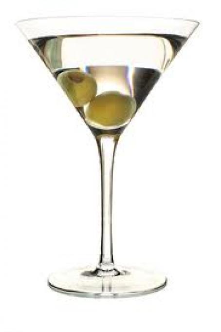 Watergate Dry Martini