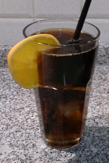 Mom's Cok'n Orange