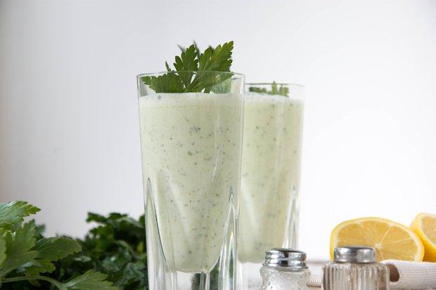 Kräuter-smoothie